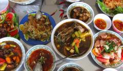 Блюда Вьетнамской кухни