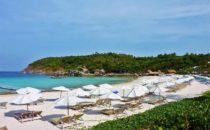 Пляж о.Рача
