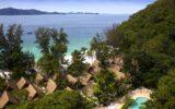 Отель на острове Коралл