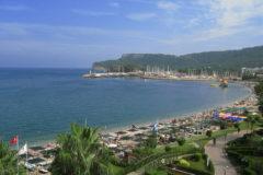 Кемер центральный пляж