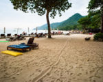 Чанг бури резот пляж