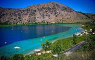 Пресноводное озеро