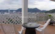 Iam Residence Patong с балкона