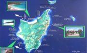 Карта Ко Лана