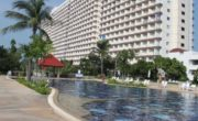 Jomtien Beach Condominium вид