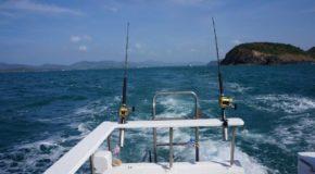 Морская рыбалка Ко Чанг