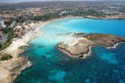 Виды пляжей Кипра